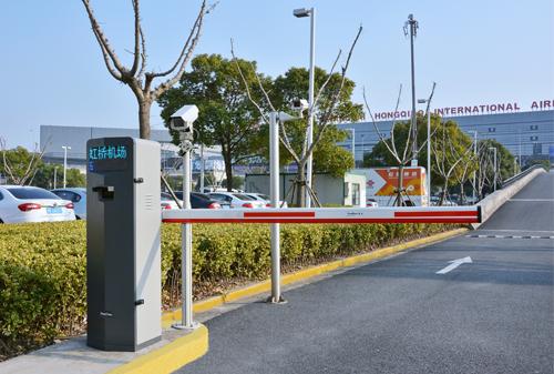 上海虹桥国际机场停车门禁系统项目