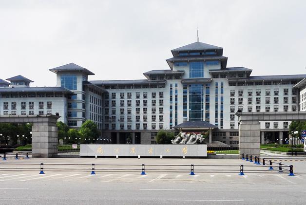 南京农业大学停车门禁系统项目